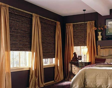 Glendale Woven Wood Shades