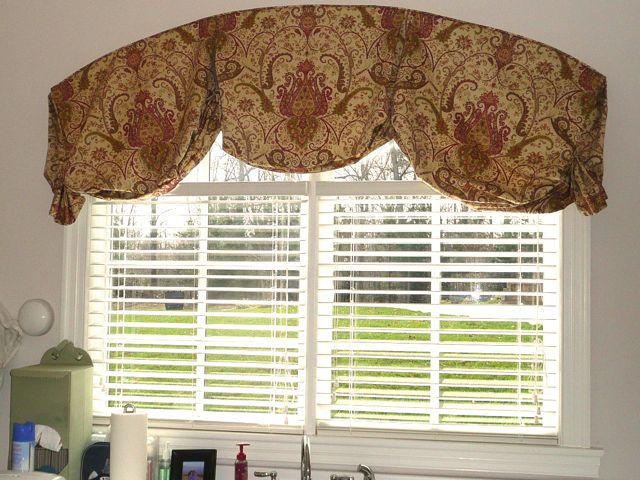 Glendale custom valances