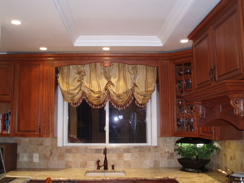 Glendale Custom Fabric Shades