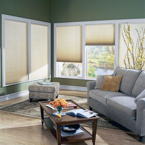 Glendale Pleated Shades